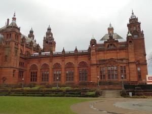Glasgow, arkkitehtuuri