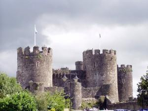 Wales, linna